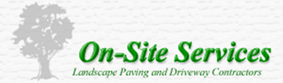 On Site Services - Landscaping Paving and Driveway Contractors