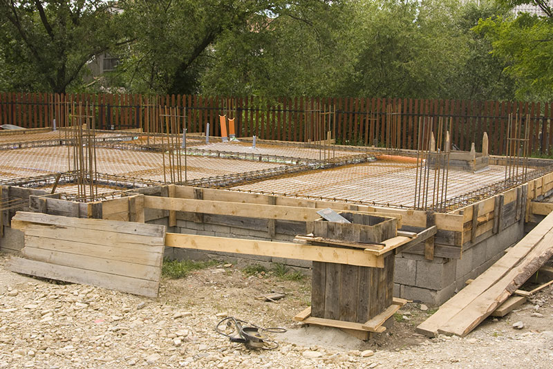 Groundwork and foundations